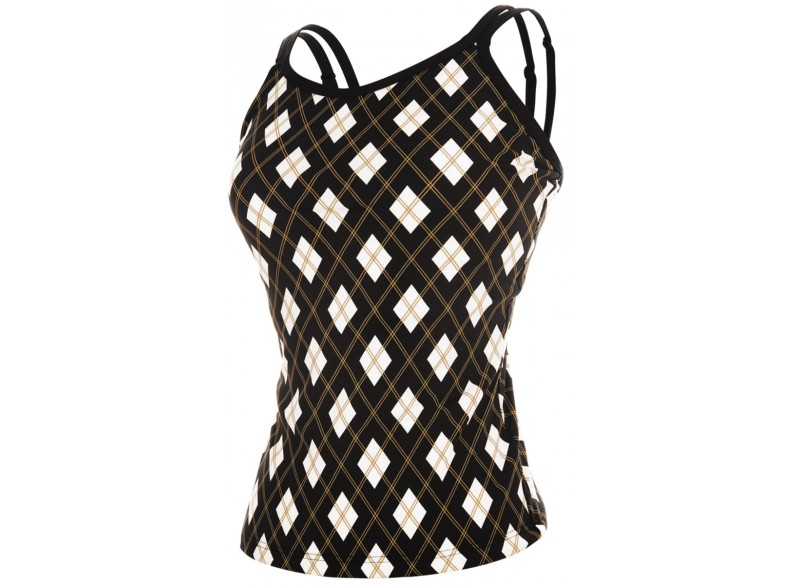 Royal Ascot - Split Strap Tankini