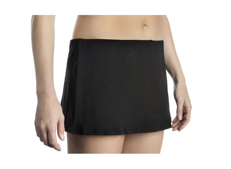 Still Black - Water Skirt Brief
