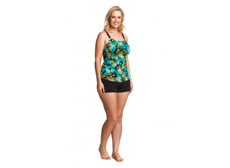 Virginia - Scoop Neck Tankini