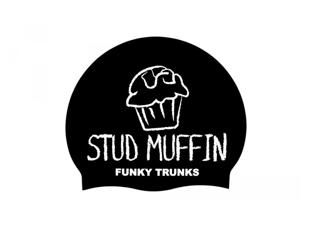 Stud Muffin - Swimming Cap