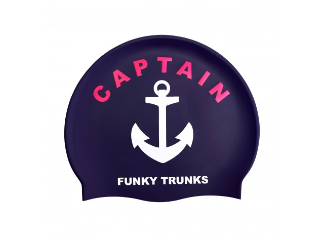 Captain Funky - Swimming Cap