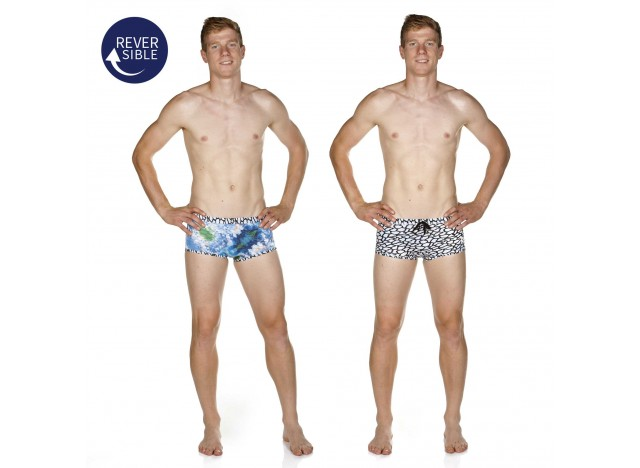 ARENA Men's Upside Down Reversible
