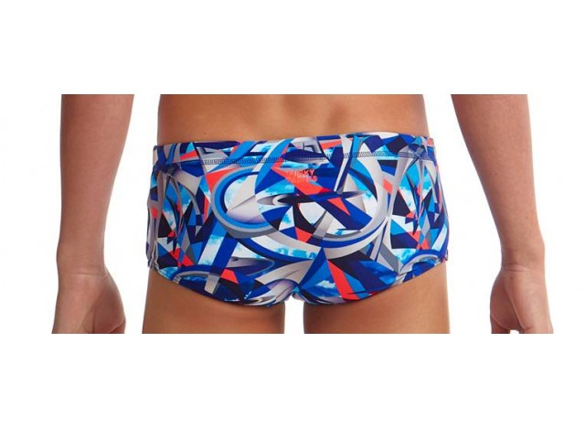 Futurismo - Boys Printed Trunk