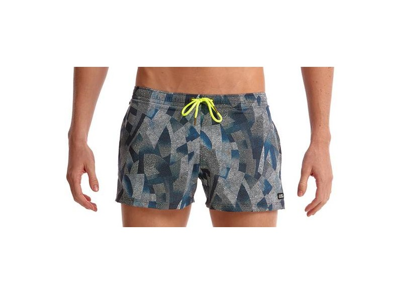Pointillism - Men's Watershort