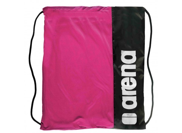 ARENA Team Mesh Bag - Pink