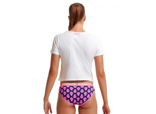 Been Bugged - Ladies Underwear Brief