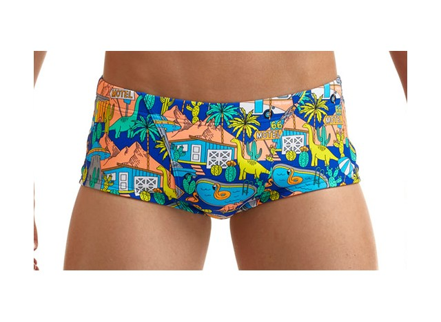 Wacky West - Men's Classic Trunk