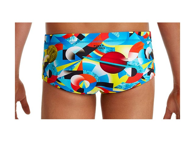 Planet Funky - Boys Printed Trunk