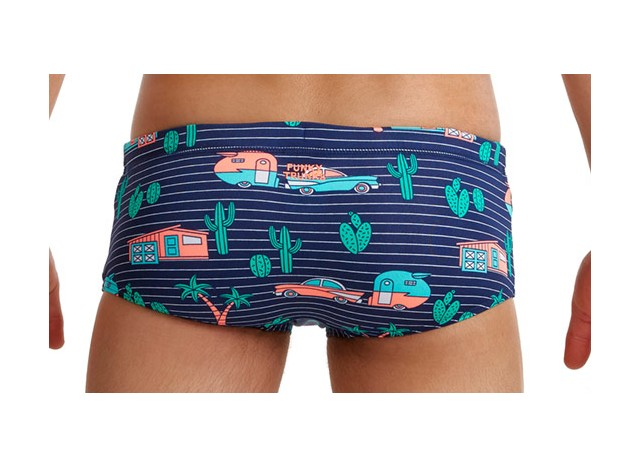 Trailer Trash - Boys Eco Printed Trunk