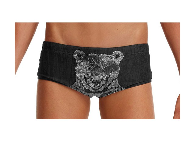 Bear Bum - Boy's Sidewinder Trunks