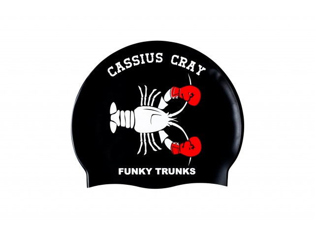 Cassius Cray - Swimming Cap