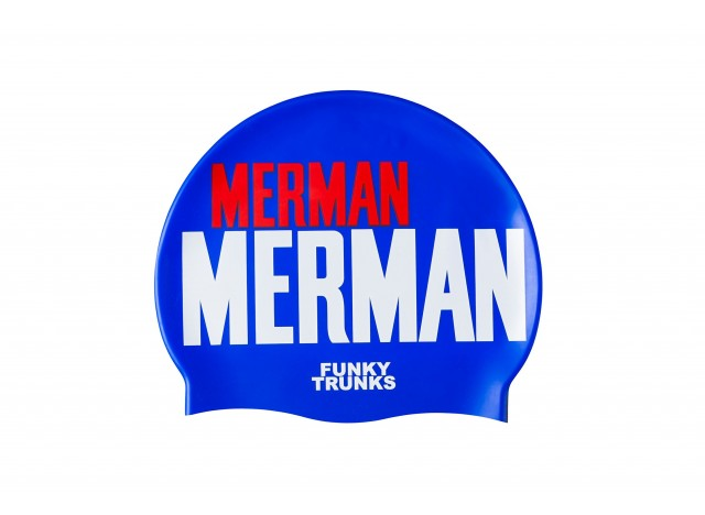 Merman - Swimming Cap