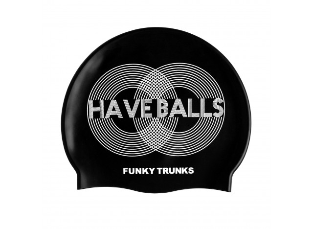 Have Balls - Swimming Cap