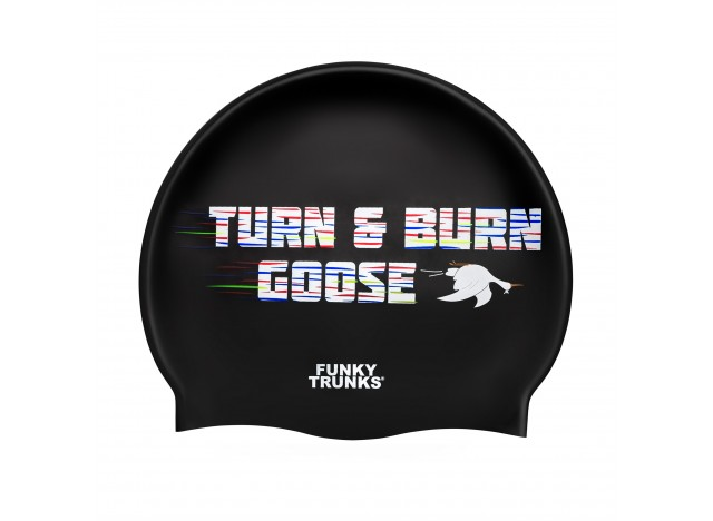 Burn Goose - Swimming Cap