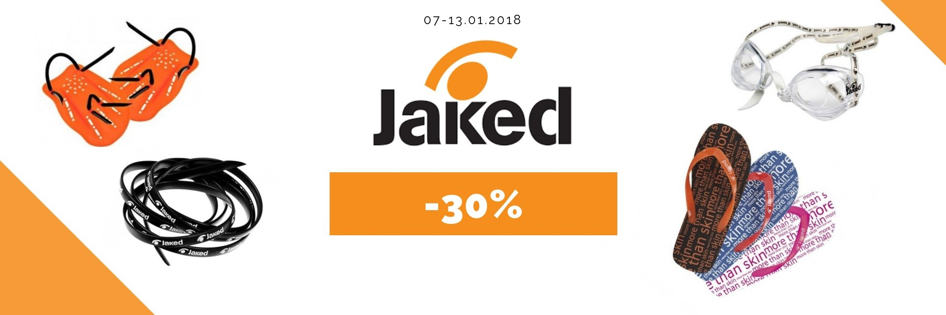 Jaked -30%!